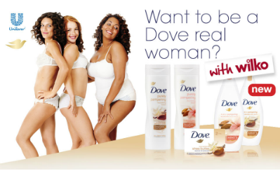 Dove Real Women competition
