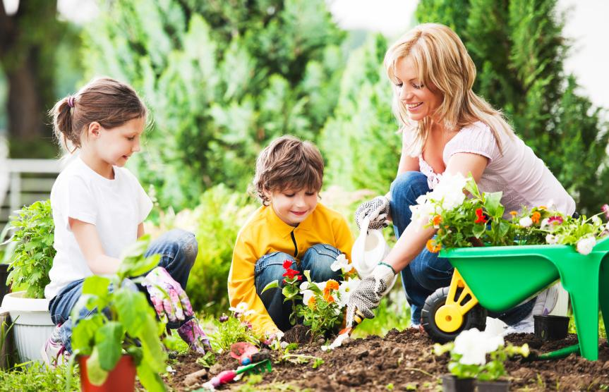 teaching kids gardening wilko life blog wilkolife
