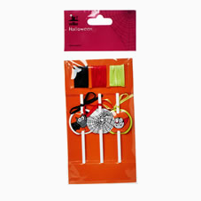 Halloween cake pop decorating kit