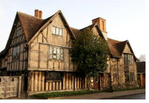 Hall's Croft, Stratford Town Ghost Walk