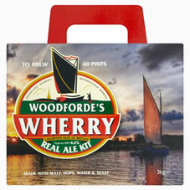 Woodforde's Wherry homebrew