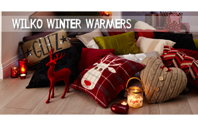 Winter Warmers pillows