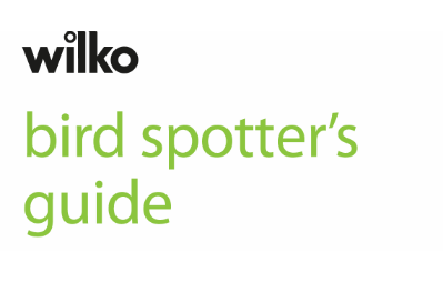 wilko bird spotters guide