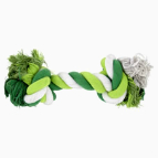 green rope dog toy