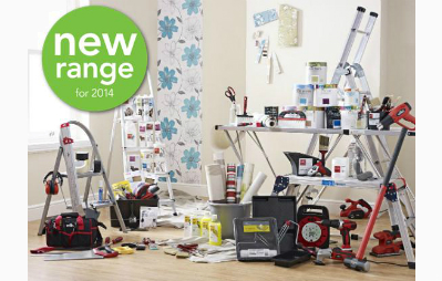 New Decorating and DIY ranges