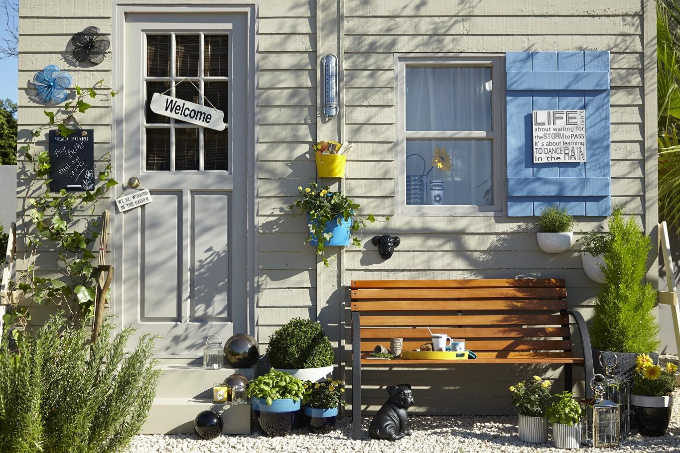 gnome place like home wilkolife Wilkinson Wire Colours personalising your outdoor space has never been easier it doesn't have to be all about garden gnomes, vegetable patches and beautiful borders at wilko we wilkinson pickups wire colours