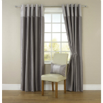Premium charcoal curtains