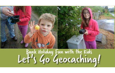 Lets go geocaching-feat