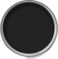 Wilko black exterior gloss paint