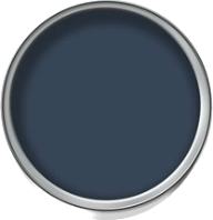 Wilko blue exterior gloss paint