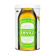 Cerveza homebrew kit