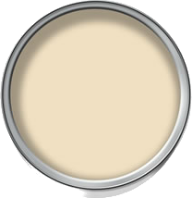 Wilko cream exterior gloss paint
