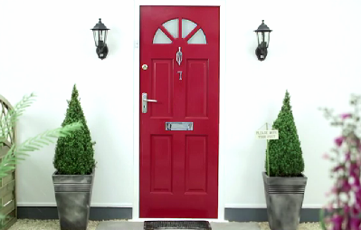 Do up your front door
