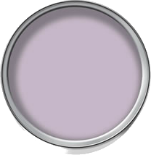 Wilko bathroom paint in Lilac