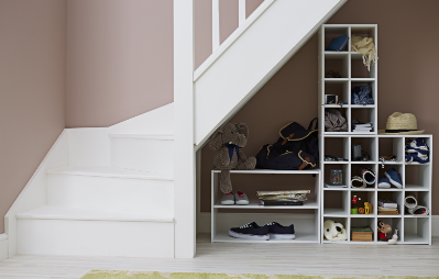 keep your hallway tidy