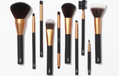 Wilko make-up brushes