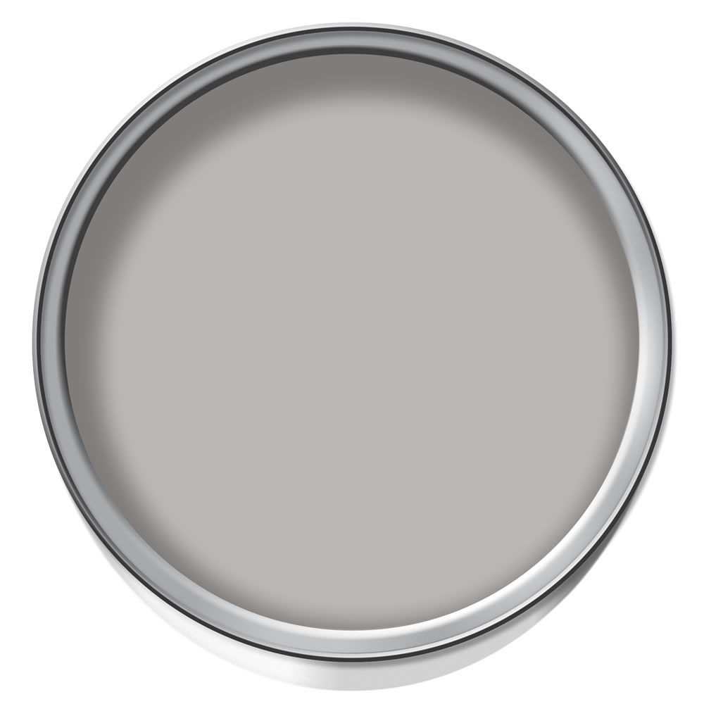 Wilko Bathroom Paint Cosy Grey