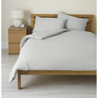 grey double duvet set