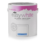 Wilko Easy White Matt Emulsion