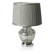 grey sweetie jar lamp