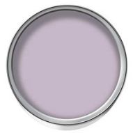 Wilko Silk emulsion in lilac