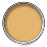 Wilko Statement Paint Retro Ochre