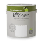 Wilko Kitchen Paint Pure Brilliant White