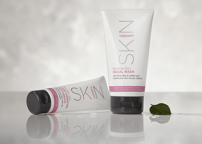 Skin Therapy Sensitive range