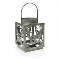 butterfly tealight lantern