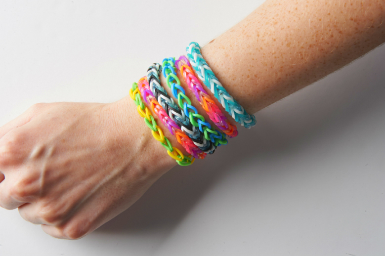 How To Make Loom Band Bracelets