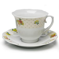 camper cup and saucer