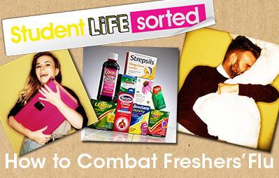 How to combat Freshers' Flu