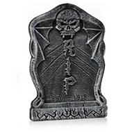 Tombstone decoration