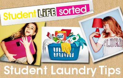 Student Laundry Tips