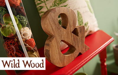 Wild Wood home trend