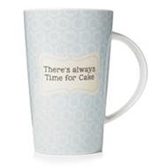 There's always time for cake mug