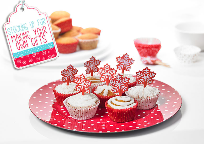 Bake Your Own... Christmas Gifts