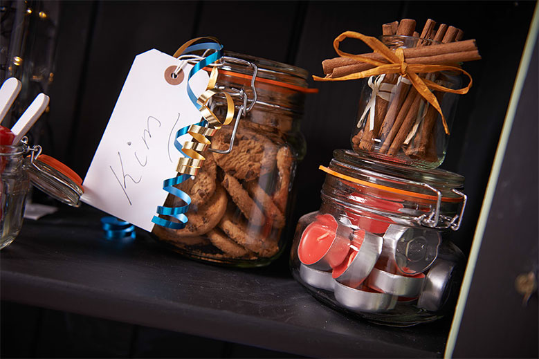 Make Your Own Gifts in Jars
