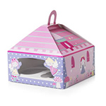 fairies cupcake box