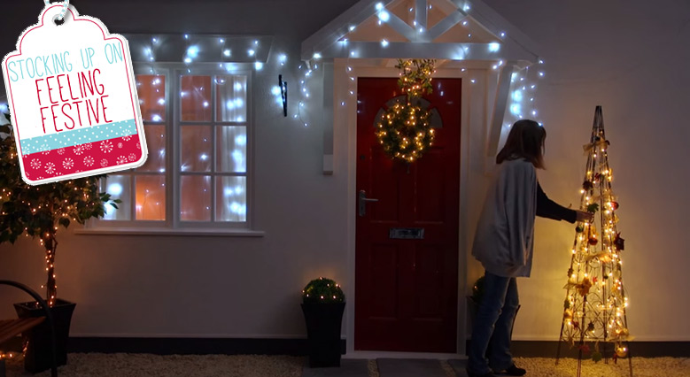 Get Your Christmas All Lit Up! - Get Your Christmas All Lit Up! Christmas Lights Ideas Wilkolife