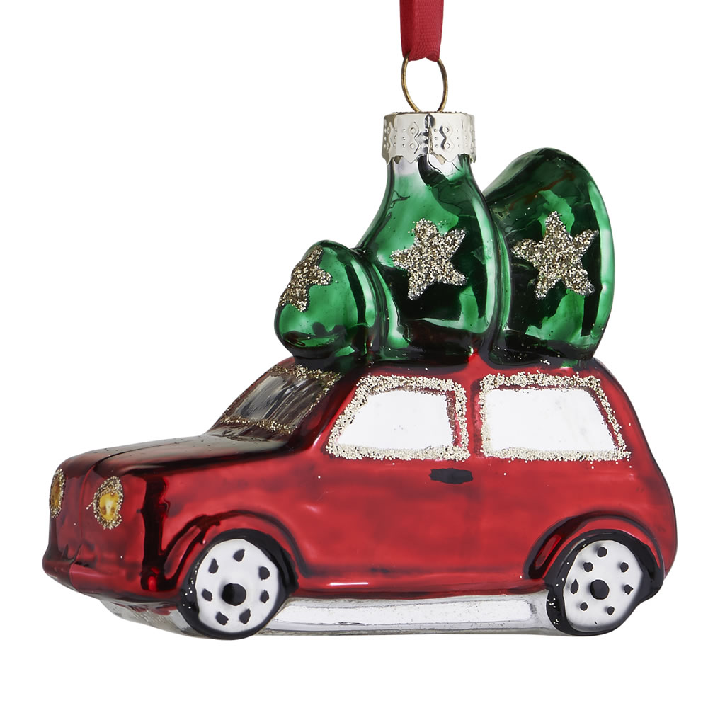 Car Christmas Tree Topper.4 Weeks To Go Decorating Your Christmas Tree Wilkolife