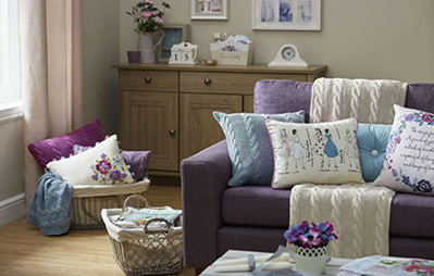 Forget me not trend on Wilko.com