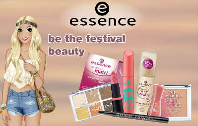 essence be the festival beauty
