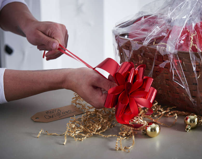 creating your own christmas gift