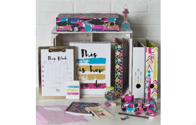Tribes fashion stationery