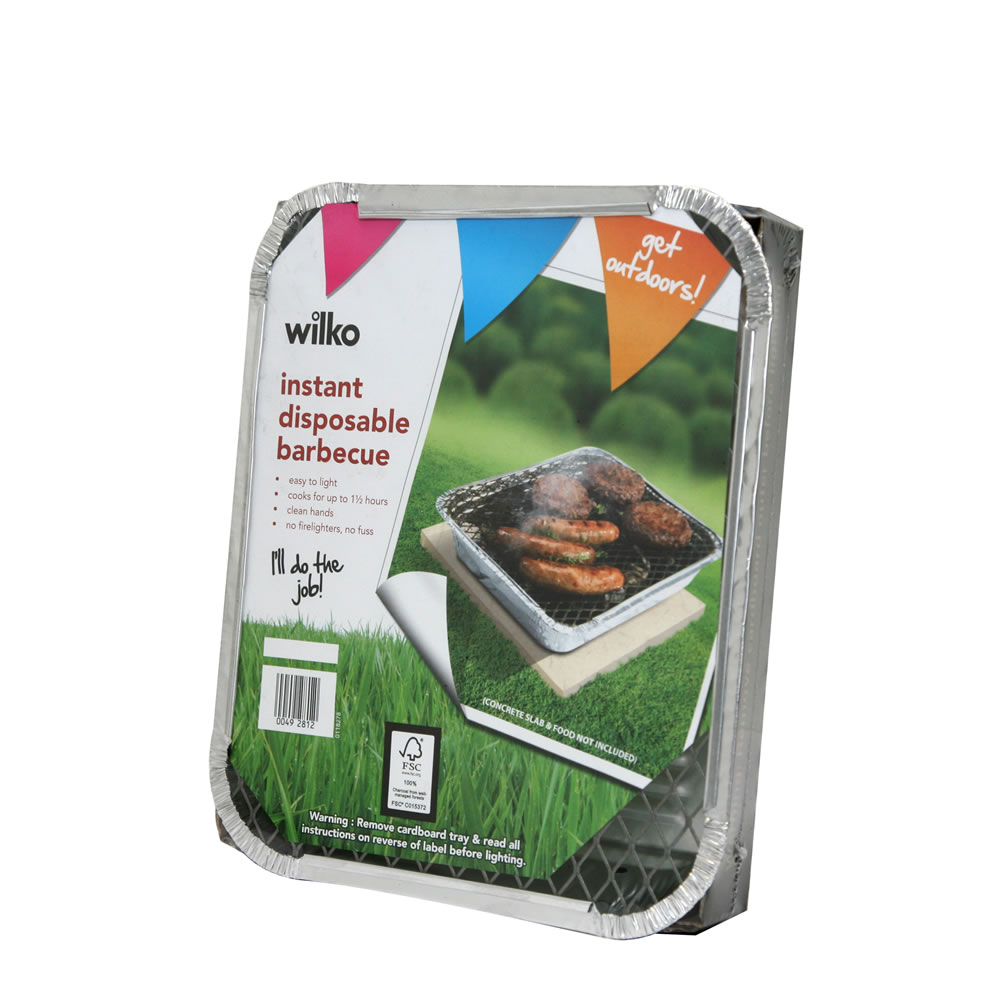 Disposable Food Containers Wilko