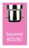 bayonet screw fitting