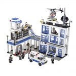 Blox Police Station Mega Set