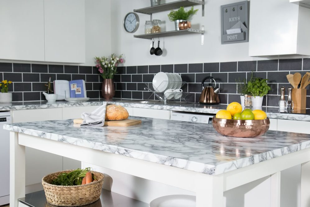 Updating Your Kitchen Worktop