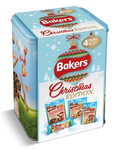 Bakers Christmas Edition